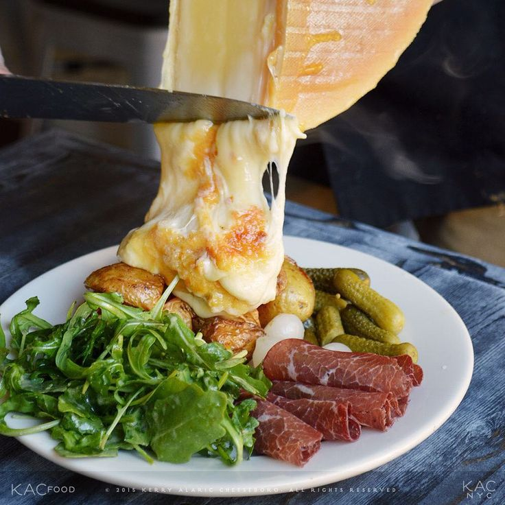 Raclette in New York, NY