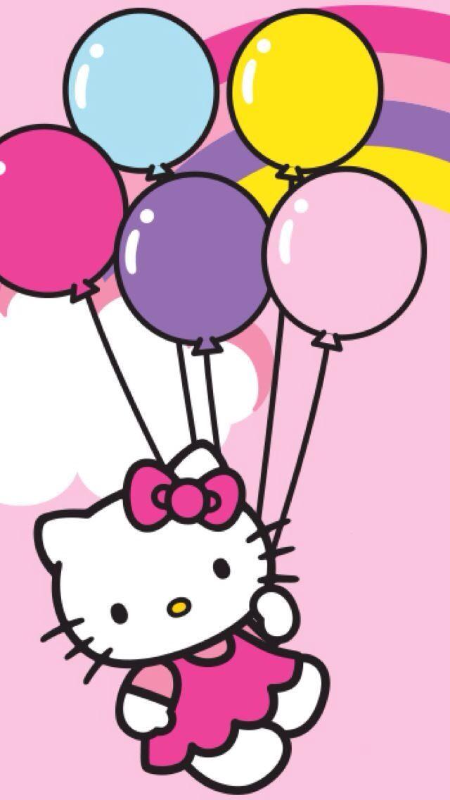 Hk Wallpaper In 2020 Hello Kitty Backgrounds Hello Kitty Coloring Hello Kitty Birthday