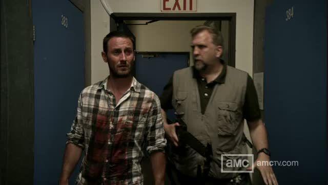 The Walking Dead - Cold Storage - Webisodes 2