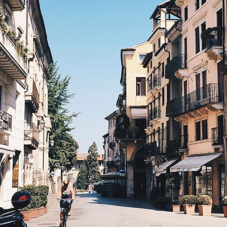 Vicenza was absolutely beautiful - - - - - - - - - - - - - - - - - - - #travel #traveling #travels #travelgram #travelblogger #instatraveling #trip #instatrip #tripstagram #italy #italian #vicenza #bulgarian #bulgariangirl #summer2017 #summer #travelphotography #streetphotography #street #italiano #girl #travelgirl #2017 #romantic #europe #eurotrip #italiandays