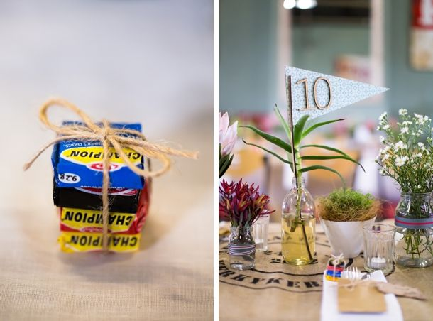 Rustic Retro South African Chic Wedding by Wesley Vorster