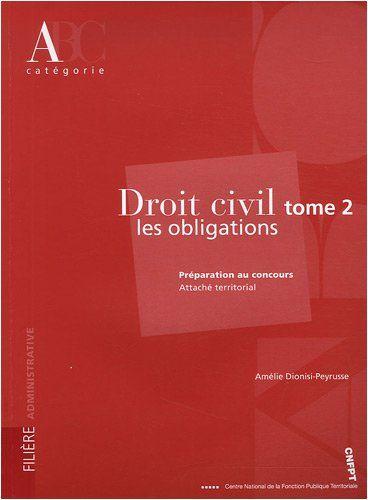 Droit civil : Tome 2, Les obligations de Amélie Dionisi-Peyrusse http://www.amazon.fr/dp/2841433188/ref=cm_sw_r_pi_dp_4-qfwb0F1N8ZG