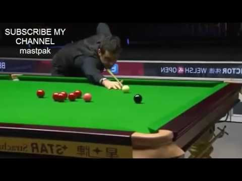 Ronnie O'SULLIVAN vs Mark SELBY ᴴᴰ | QF 2016 Welsh Open Snooker