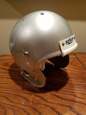 Schutt Air Advantage Silver Football Helmet