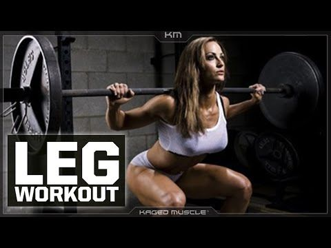 The Leg Workout For Everybody with Erin Stern and Kris Gethin - YouTube