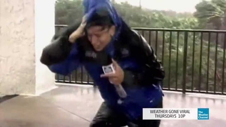 (adsbygoogle = window.adsbygoogle || []).push();       (adsbygoogle = window.adsbygoogle || []).push();   Stephanie Abrams shows you just how dangerous a hurricane can be. Follow all the action on Weather Gone Viral, Thursday evenings at 10pET, only on The Weather... #Weather #videos