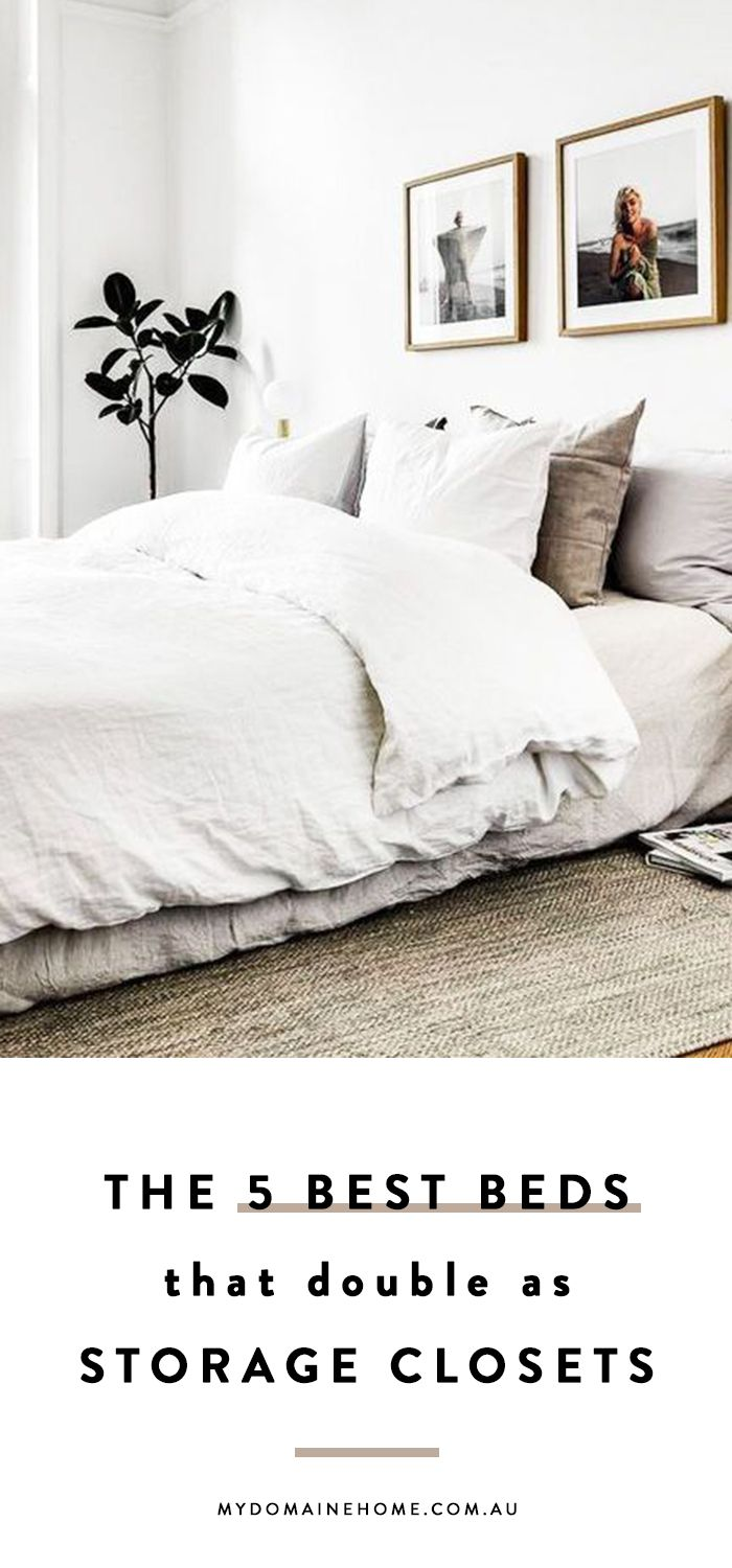 These 2 In 1 Bed Ideas Will Make Your Tidy Bedroom Dream A Reality