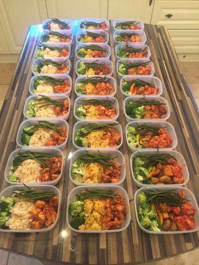 Reddit - MealPrepSunday - Sundays meal prep | Healthy Life