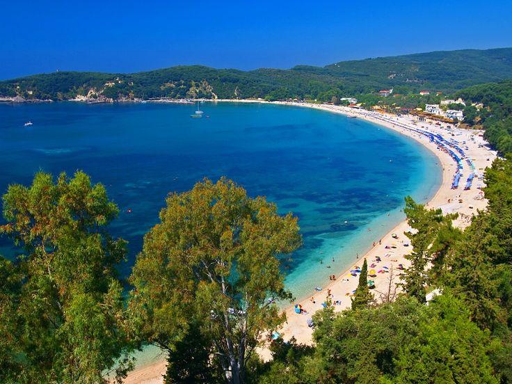 Valtos beach, Parga (Epirus)
