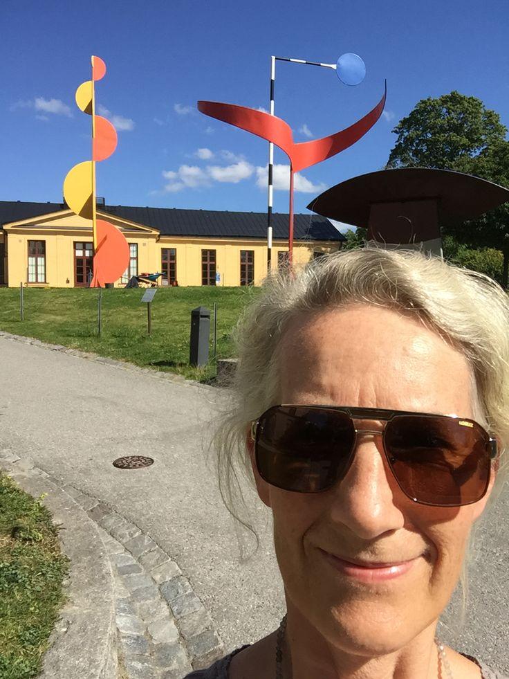 #annagronlund at Moderna Museet