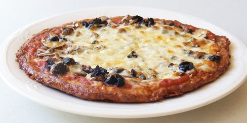 This recipe is available at the Free Coconut Recipes website. It uses ground flax seeds and coconut flour for the crust.   Easy food|food ideas|great recipe|Yummy Food
