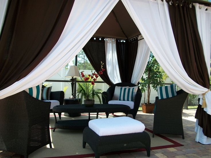 Outdoor Patio Curtains   Bing Images