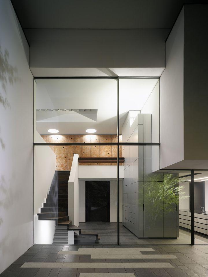 House Heidehof by Alexander Brenner Architekt