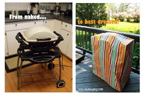 DIY Grill/BBQ Cover