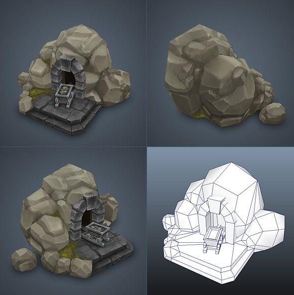 building low poly 3d game - Recherche Google