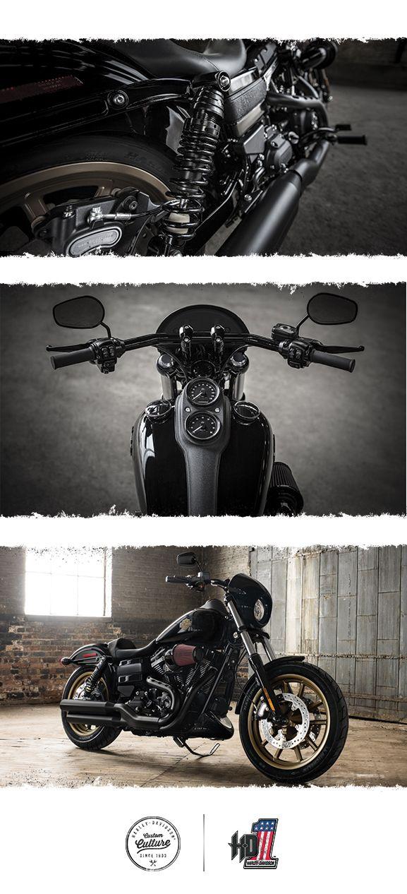 Back alley brawler. | 2016 Harley-Davidson Low Rider S