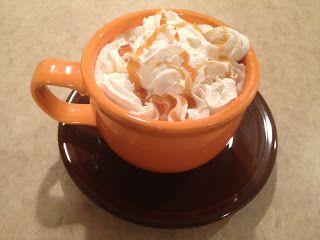 Cinnamon roll hot choc. 1/2 gallon milk 8 Cinnamon sticks 2 1/4 cup white chocolate chips 1/4 cup brown sugar 4 tsp vanilla extract 4 tsp ground cinnamon pinch of sea salt Optional garnishing: marshmallow fluff or whipped cream, pecans, caramel