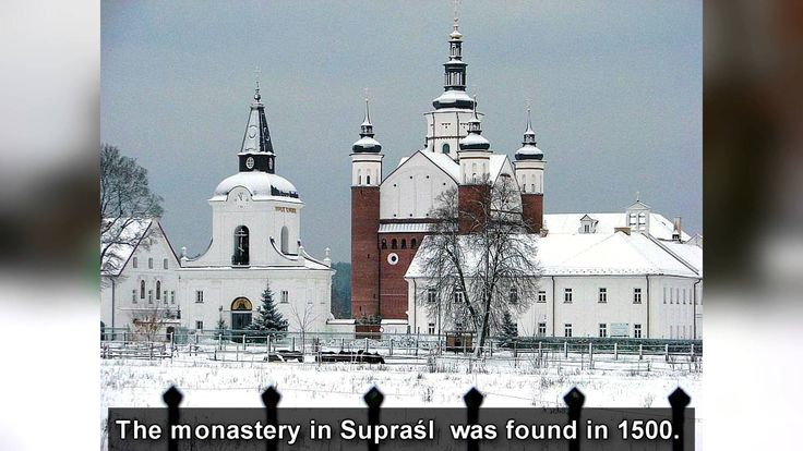 Eastern Poland. Supraśl & Tatar Trail.