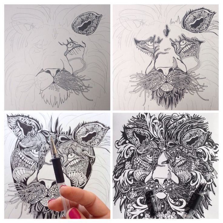 Лев и сливы... Разбросанные ручки и карандаши))лев получился осенний...из-за нестандартной структуры, где нет традиционных линий тушью по бумаге, а царит хаос из почеркушек гелевой ручкой) #лев #почеркушки  #рисовашки  #тату #эскизытату  #sketch  #lionhead  #tattoo  #lion  #графика  #осень #листья #leo  #рисунок  #draw  #designinspiration  #juliagrad  #autumn  #fall #leaves #autumnleaves