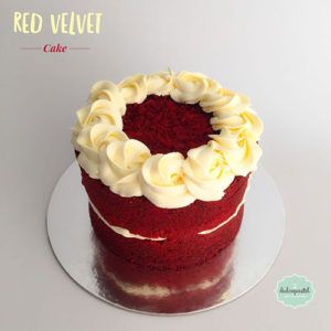Torta Red Velvet en Medellín por Dulcepastel.com - Red velvet cake in Medellín by Dulcepastel.com #tortasmedellin #tortaspersonalizadas #tortastematicas #cupcakes #cupcakesmedellin #tortasdecoradas #cupcakes #tortasfrias #tortasfondant #tortasartisticas #tortasporencargo #reposteria #medellin #envigado #colombia #antioquia #tortasenvigado #reposteriamedellin #reposteriaenvigado #redvelvet #redvelvetcake #tortaredvelvet #frostingdequeso #cheesecream
