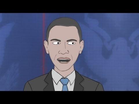 The first presidential debate of 2012...