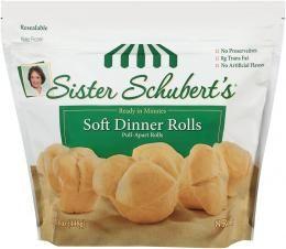 Sister Schubert's Rolls $1.49