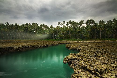 Peacefulness of Sorake.Nias Island ~ North Sumatra