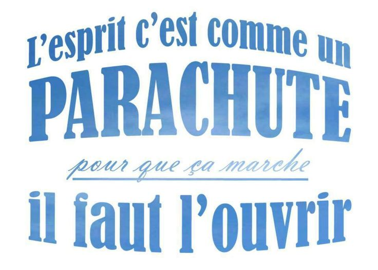 Cette citation a une chute ...excellente !