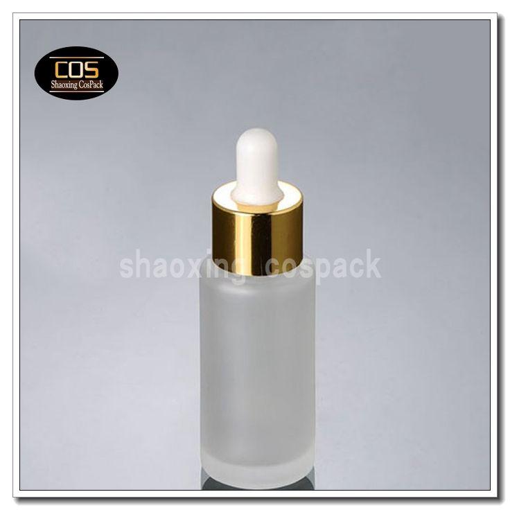 100pcs DB26 30 ml glass dropper bottle e juice, 30ml dropper frosted glass bottle, 30ml empty round frosted glass dropper bottle #Affiliate