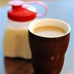 """Homemade Coffee Creamer (Pumpkin Spice) 
