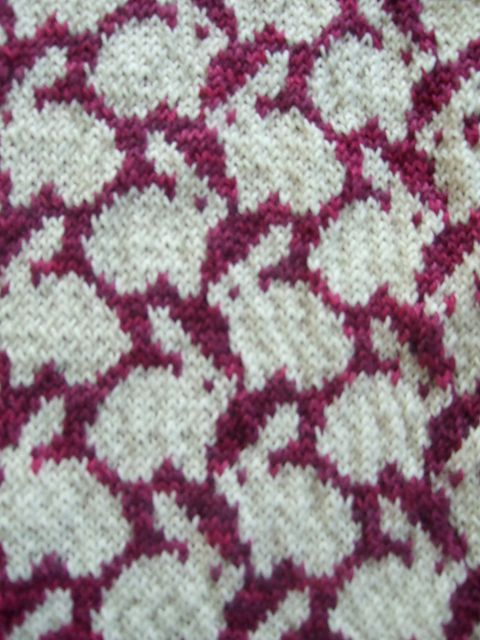52 best Fairisle patterns images on Pinterest | Filet crochet ...