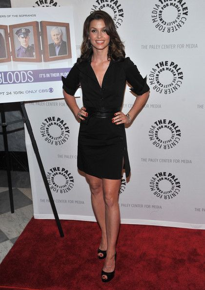 "Bridget Moynahan Photos - The Paley Center For Media Presents ""Blue Bloods"" - Zimbio"
