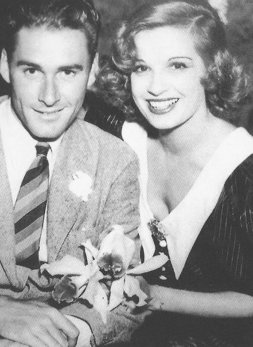 Errol Flynn and wife Lili Damita (10.7.1904|21.3.1994) In 1935, she married a virtual unknown who would become Hollywood's biggest box office attraction, Errol Flynn, with whom she had a son, Sean Flynn (born 1941). Following the marriage, she retired from the screen. The couple divorced in 1942. (Barbara Hershey portrayed her in the TV film My Wicked, Wicked Ways [1985] based on Errol Flynn's autobiography.)