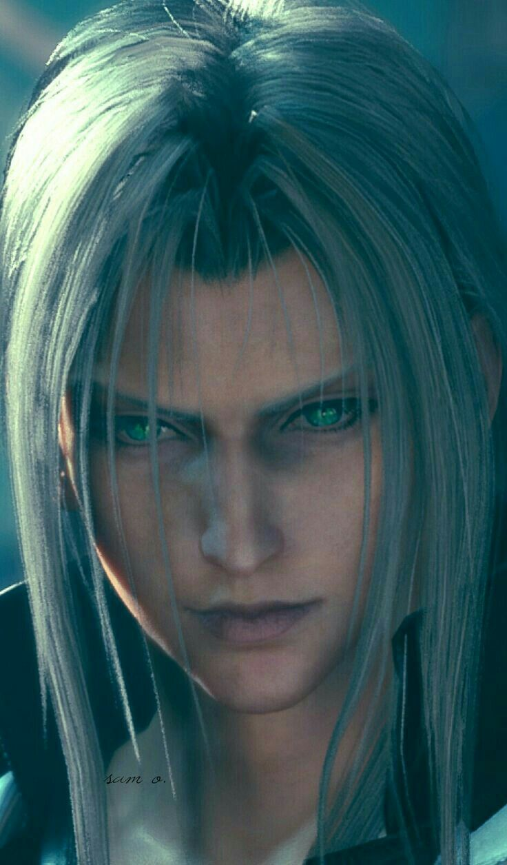 Pin by The Shameful Narcissist on sephiroth in 2020