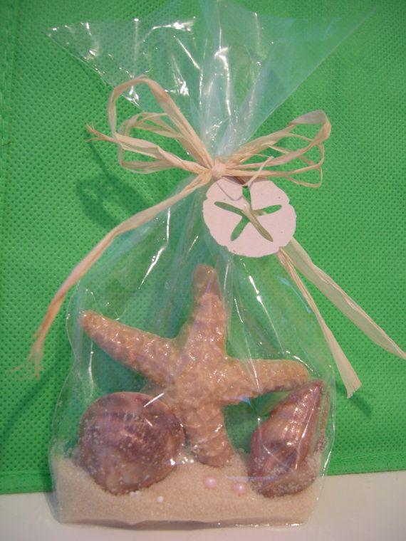 Chocolate starfish candy