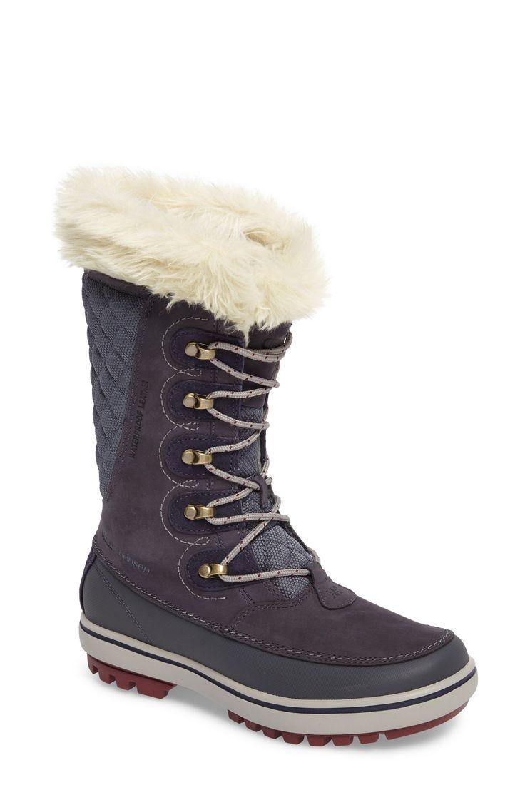 Buy HELLY HANSEN 'Garibaldi' Waterproof Snow Boot for shopping. New HELLY HANSEN Shoes. [$169.95] SKU KHAK51852VNZH59832