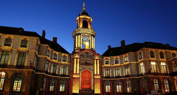 mairie-Rennes FRANCE