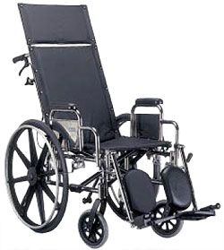 Product Name : Excel Reclining Wheelchair Price : $549.00 Free Shipping!