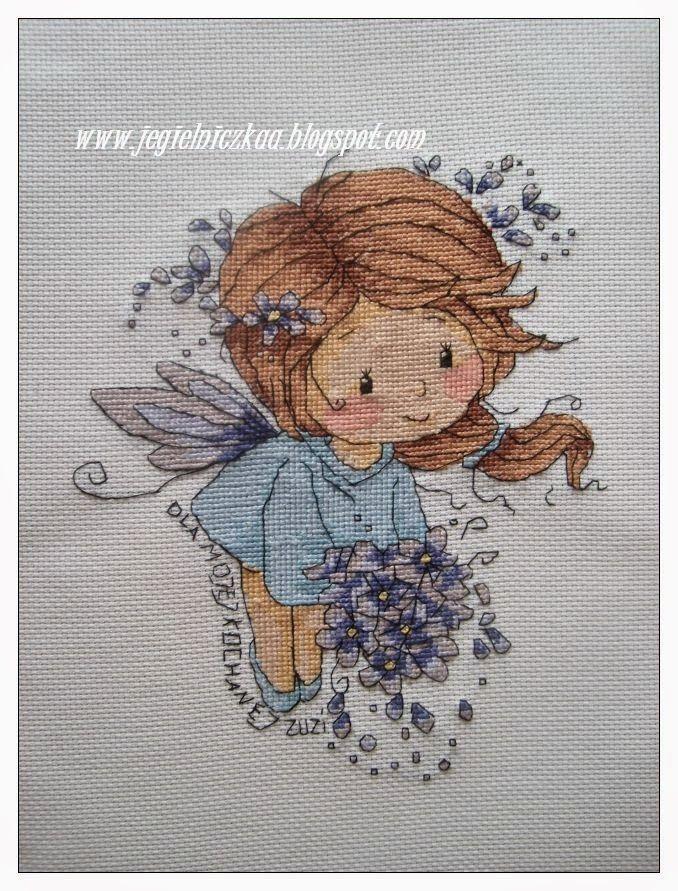 Lena Lawson Blue Fairy