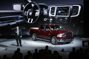 The Latest Ram Laramie Limited at the 2015 Chicago Auto Show: The Latest Ram Laramie Limited at the 2015 Chicago Auto Show