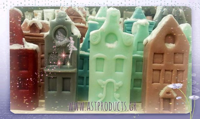 DARE TO DREAM with... AST PRODUCTS NO ORDINARY SOAPS www.astproducts.gr