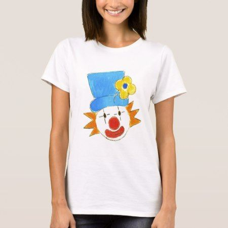 Clowning Around T-Shirt - click/tap to personalize and buy