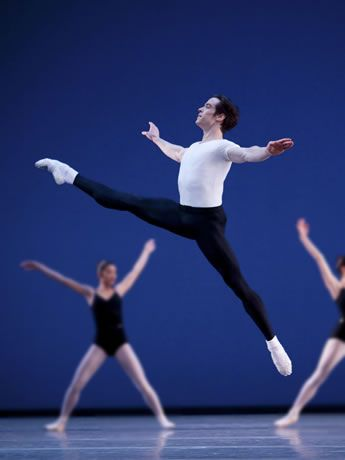 Don´t judge me by my tights, by Sascha Radetsky | Balletomanes