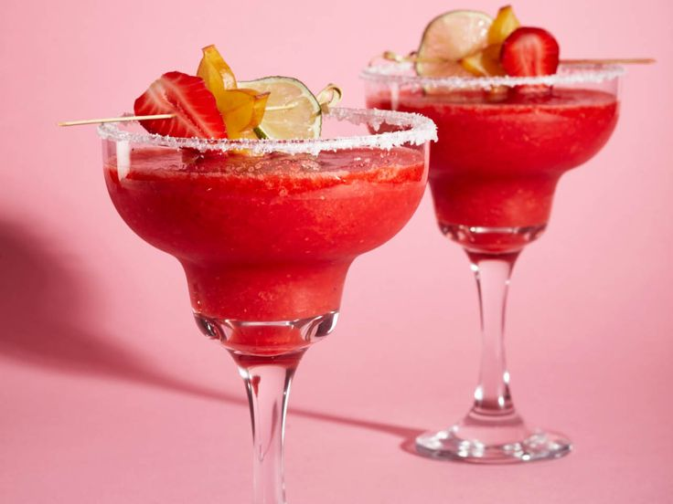 On those warm summer days, it's worth remembering: It's always five o'clock somewhere! Our frozen strawberry margarita recipe is a perfect patio quencher.