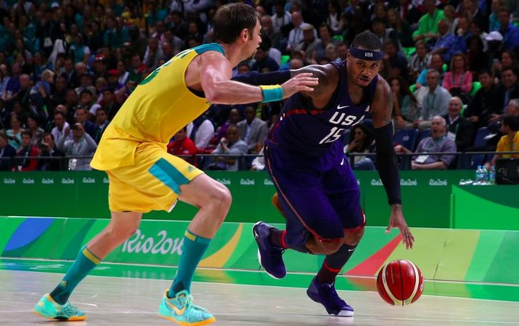 USA survive first real test of Rio 2016 men's basketball with narrow win over Australia