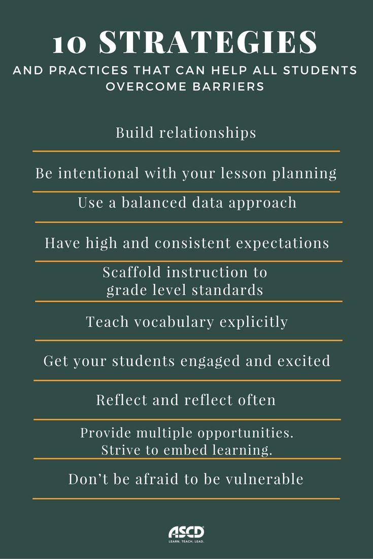 instructional techniques for teachers