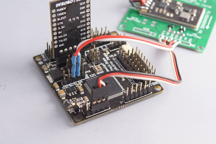 Basic setups Arduino Pro Mini + Wii Motion Plus Dimensions of the Wii Motion Plus are quite similar to Arduino Pro Mini card's one. This is useful for designing a small and homogeneous card. The 2 ...