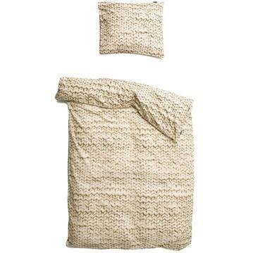 Snurk sängkläder - Stickat, Påslakan och örngott, enkelsäng Bluebox 699kr