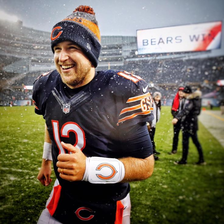Matt Barkley, Bears vs. 49ers, 12.4.16