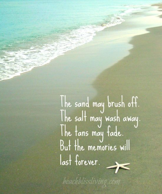 Tans May Fade but the Memories Will Last Forever! http://beachblissliving.com/vacation-memories-photo-display-shell-decor-ideas/